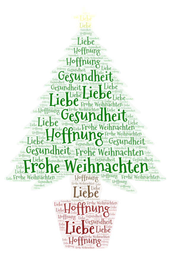 Wordcloud-Frohe-Weihnachten